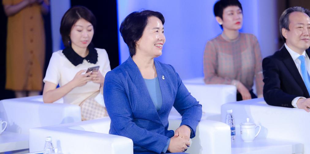BCS2020冬奥主题活动日韩主席特写