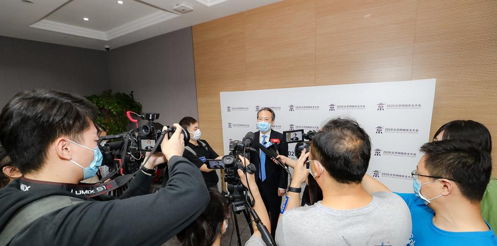 BCS2020 冬奥主题活动日 朴学东接受采访